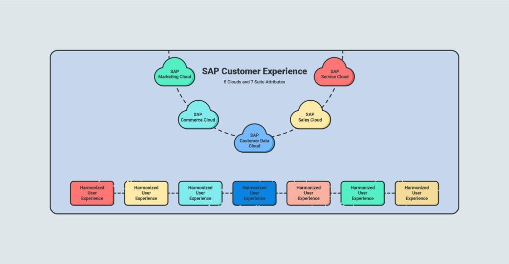 SAP customer experience or SAP C/4HANA overview.